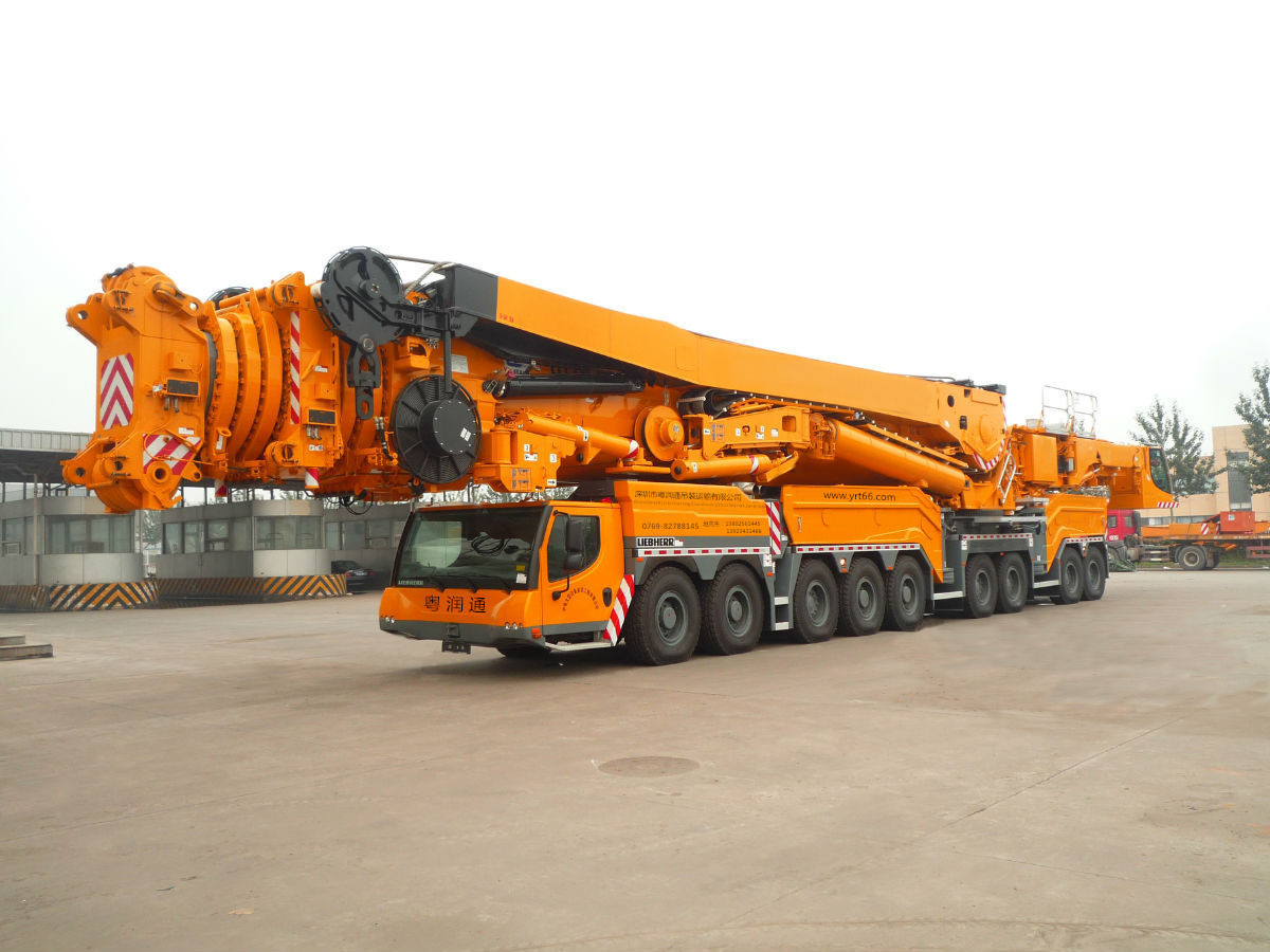 利勃海尔800吨